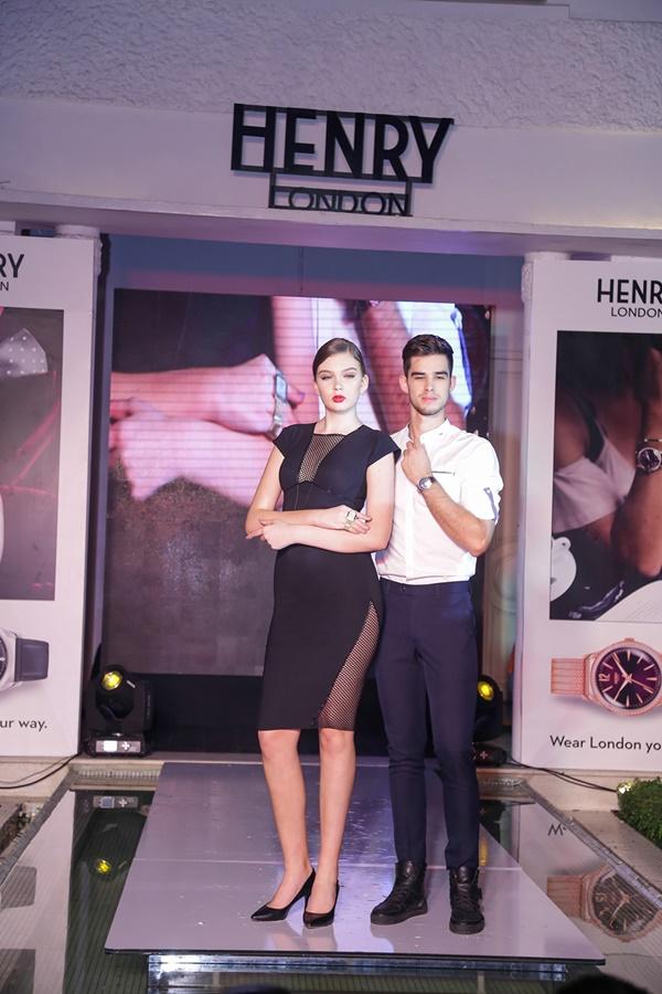 Lễ ra mắt thương hiệu Henry London tại Việt Nam