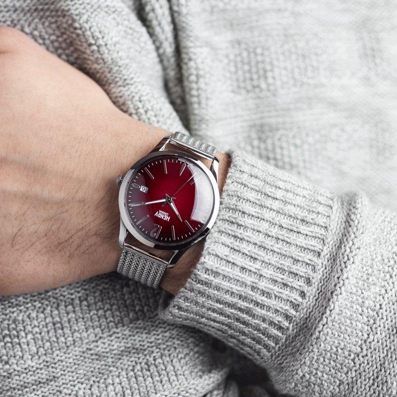Đồng hồ Henry London HL39-M-0097 CHANCERY