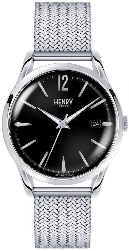 Đồng hồ đeo tay dây kim loại cho quý ông sang trọng, quý phái