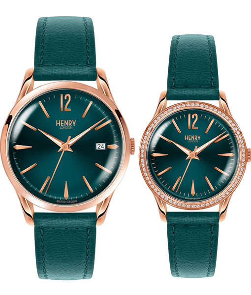 đồng hồ đôi HL39-S-0134 – HL34-SS-0206 STRATFORD