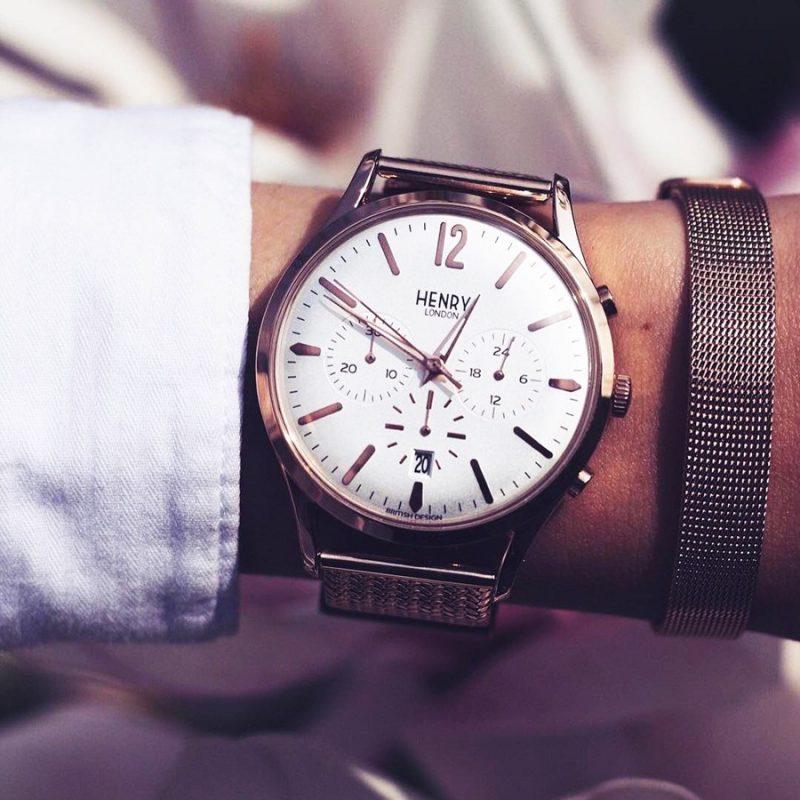 Đồng hồ đeo tay Henry London