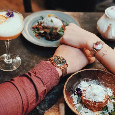 đồng hồ đeo tay nữ bulova