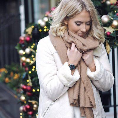 Đồng hồ đeo tay nữ dây da Rolex