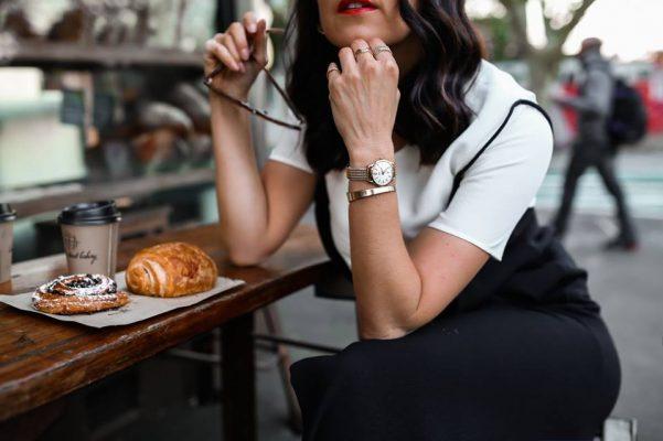 Đồng hồ đeo tay nữ seiko