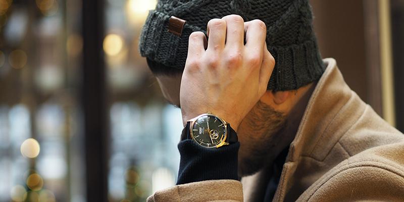 đồng hồ Chiswickcủa Henry London