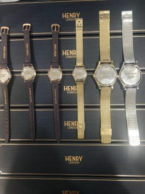 Đồng hồ Henry London đồng hành cùng ''Giấc mơ Mỹ ''