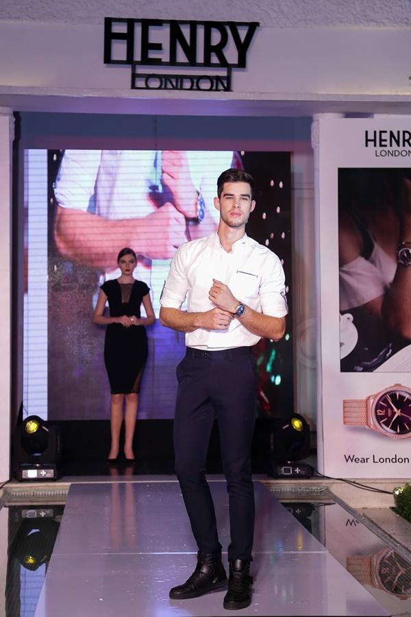 ra mắt thương hiệu Henry London
