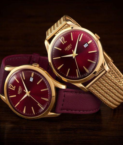 đồng hồ Henry London đang sale 30%
