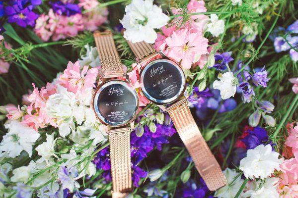 Quà tặng đồng hồ Henry London