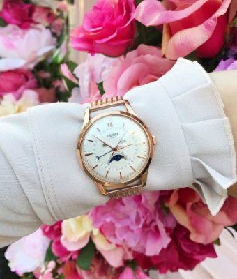 Mẫu đồng hồ đeo tay nữ Henry London